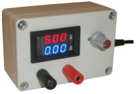 BPS102 Bench Power Supply 101 1-24VDC 15W Digital Voltage and C